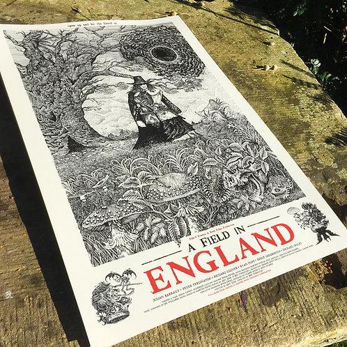 A Field in England - Art by Sin Eater