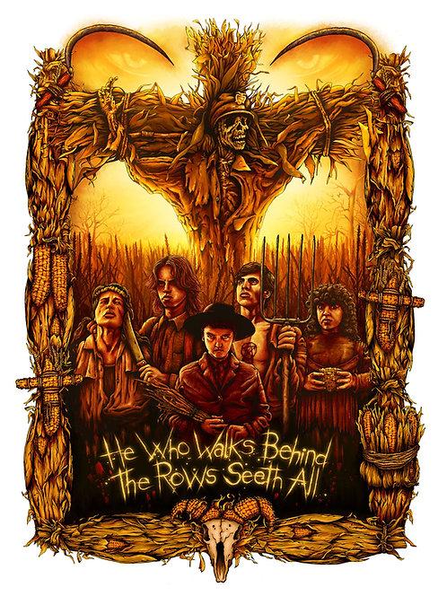 Children of the Corn - Art by Richard Wells