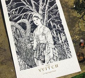 The Witch  - Art by Fajarallanda