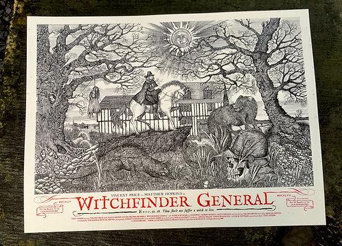WITCHFINDER REGULAR Art By Sin Eater