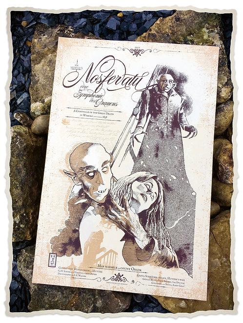 Nosferatu by Murray Smoker