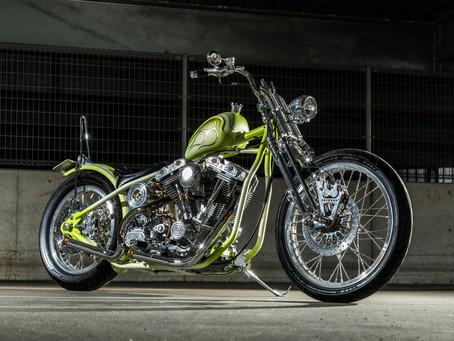 風格到位更兼具性能和妥善率 - Gee Motorcycles Evo Chopper