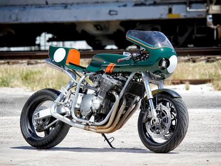 讓你離不開車庫的等比玩具 Moto8ight Cafe Racer Kit
