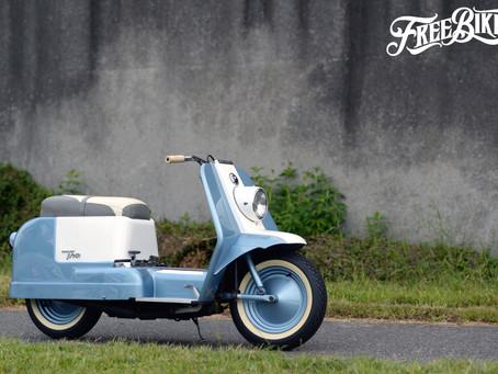百年來唯一速克達產品 - Harley-Davidson Topper