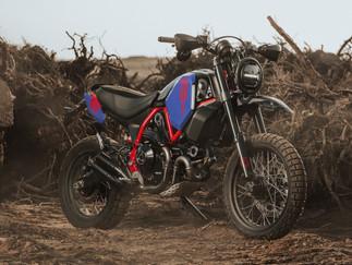 Hookie Co. Scorpion Moto Kit  讓你輕鬆妝點你的Ducati Scrambler!