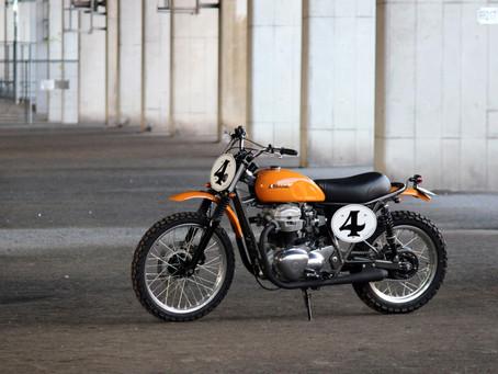 從VMX路線切入的Wedge Motorcycle W650