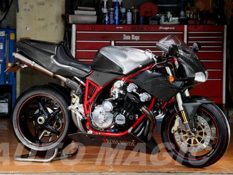 當Ducati 748遇上Honda CBX1000