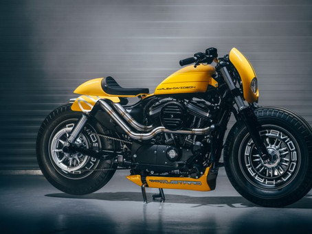 """Battle of the King 2019參賽車 Shaw H-D """"The Mustard"""""""