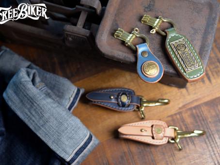用最對味的皮革與黃銅  成就經典Old School風格