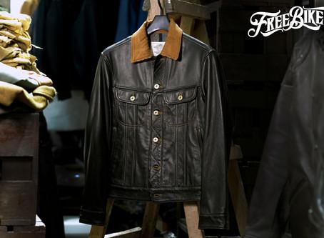 皮革版本的Storm Rider - Fourspeed Leathers 101 Jacket