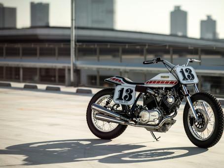 延續美式路線 卻有了更剽悍的輪廓 - Wedge Motorcycle XV750 Street Tracker