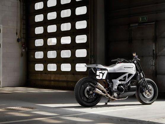 讓每一次騎乘都像賽道體驗 - Stoker STR SV650