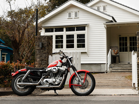 重回美好年代 再現XLCH風格 - Mark Motorcycles XL883