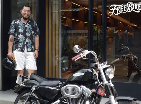 【Bikers' Story】同樣的笑容  11年前11年後