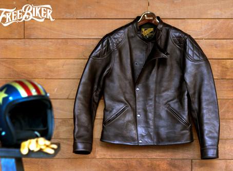 不是典型騎士皮衣卻和復古車調性極搭!這個冬天值得入手的3款Y'2LEATHER