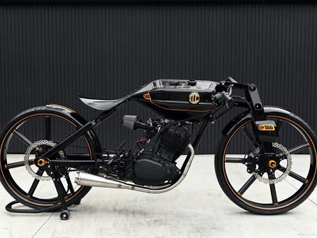 源於上個世紀20年代的速度美學  A Bike Company ABC500