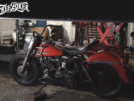 RIDE FREE 11展前速報 - Kick Garage