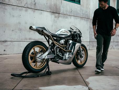 一切從零開始的又一偉大作品  Hazan Motorworks KNTT 1200