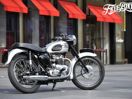 昔日原創 今日經典 - 1958 Triumph Tiger T100