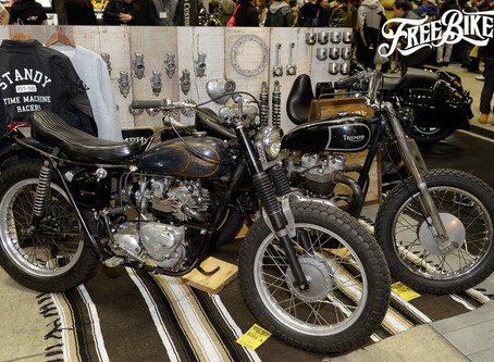 HOT ROD CUSTOM SHOW 2019【Part 4】European Motorcycles