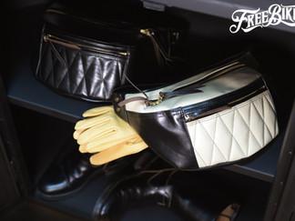 永遠的騎士定番款 - Y'2 Leather Horse Hide Waist Bag