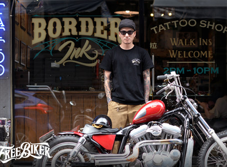 【Bikers' Story】刺青 · 骰子 · 883