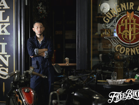 【Bikers' Story】今天不賣酒