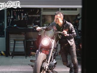 【Bikers' Story】從Chopper到Shovel的16年哈雷人生