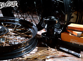 當你膩了亮銀想來點黑色的時候 - Fangster Dark Metallic Collection