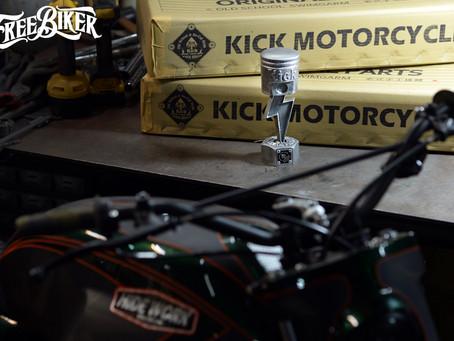 第八屆Kick改裝擂台冠軍作 - Hide Work Custom SR150