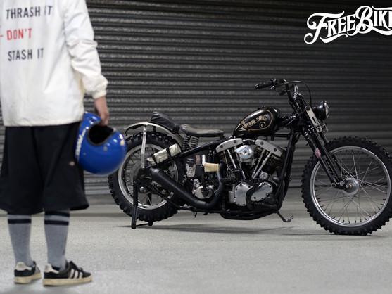 【Bikers' Story】老帽・老哈・Vintage Life