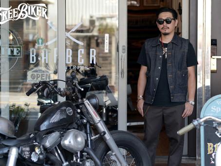 【Bikers' Story】工作時Barber  下班後Bobber的美式人生