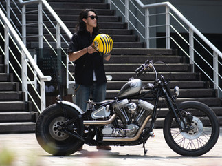 許久未見的Old School Bobber