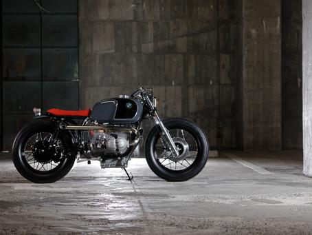 第13屆New Order參展作 - Heiwa Motorcycle R100