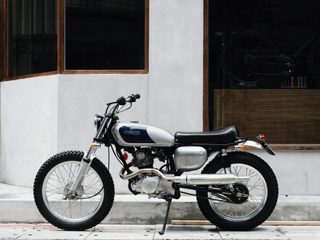 集三方力量而生 - Persist Motorcycles 2020代表作