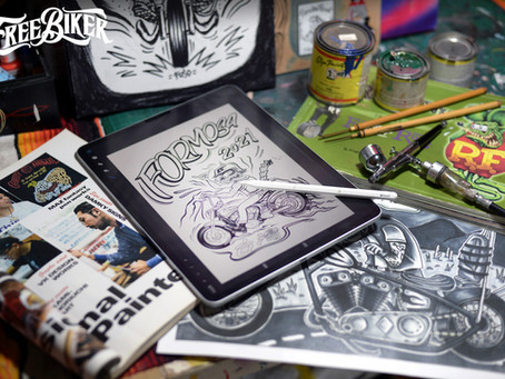 RF12「Weekend Painter Contest」作品募集開始!