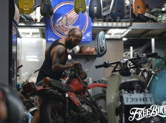【Bikers' Story】城市野人 × 碩士黑手