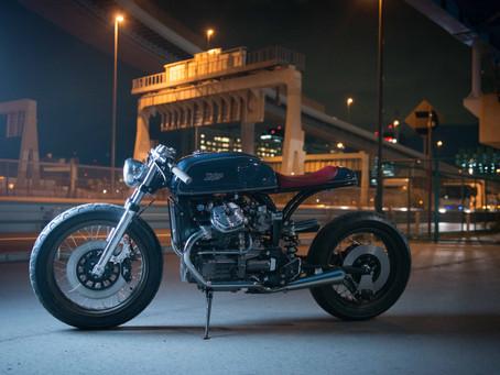 什麼是「和魂洋才」?Wedge Motorcycle的作品就是!
