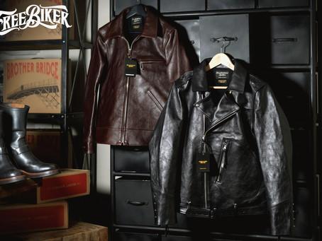 一匹從日本躍向世界的黑馬 - Fountainhead Leather