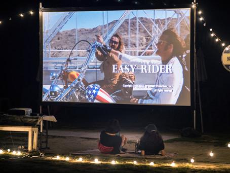 這個週末一起逍遙!Easy Rider in Rocket Cinema