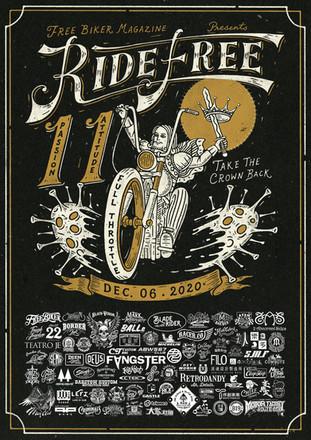 RIDE FREE 11