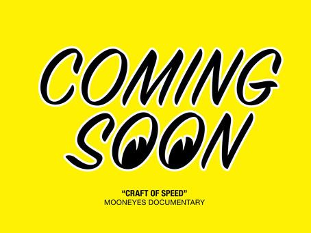 """""""CRAFT OF SPEED"""" 一支以MOONEYES為主軸並完整描述Hot Rod文化的紀錄片  需要你的贊助!"""