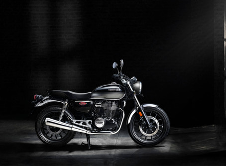 復古單缸新選擇 - Honda CB350 H'ness
