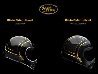 """Black Series"" - Blade Rider二代山車帽特別設計款"