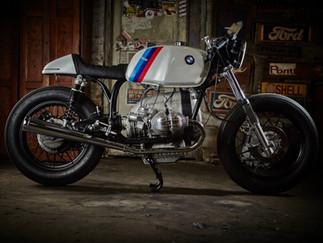 向M Power致敬 - 86 Gear Motorcycles R100RT