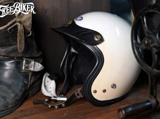 短一點  酷一點 - URBAN SOUL Mini Leather Visor