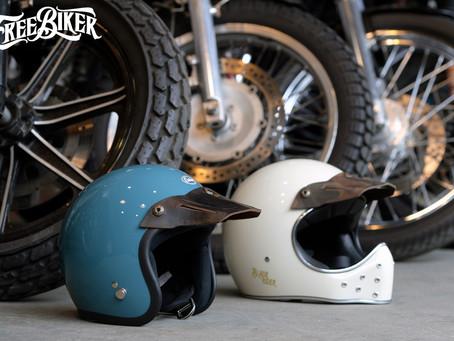 造型更立體 風格更硬派 - URBAN SOUL MX Leather Visor