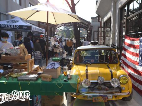 老物老車老氛圍  本週五六日第11回台北蚤之市一定要來!