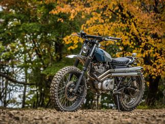 不是咖啡但同樣三合一 - Heiwa Motorcycle Grass Tracker