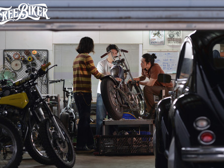 野孩子・浪川・Wheelers Chop Shop
